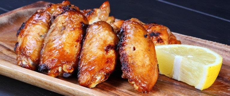 Alitas de pollo Del Chef