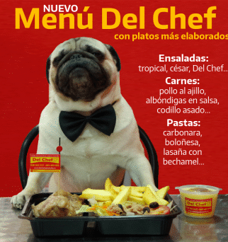 foto de Menú Del Chef para los más exigentes