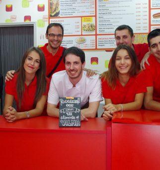 Equipo de trabajo Granada restaurante
