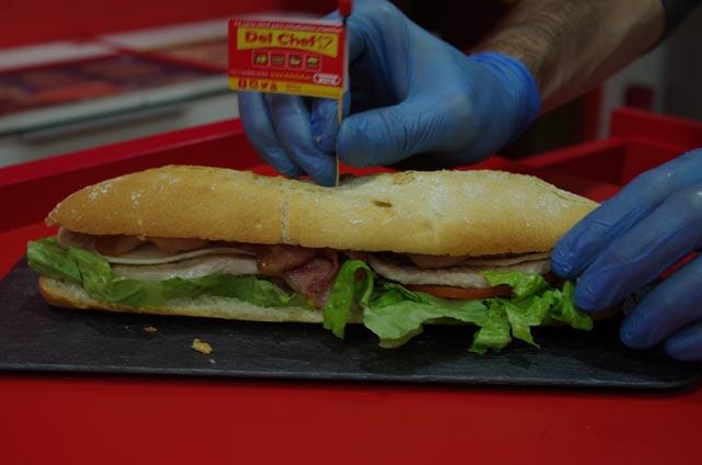 foto de nuestro mejor bocadillo San Francisco Del Chef, en Granada
