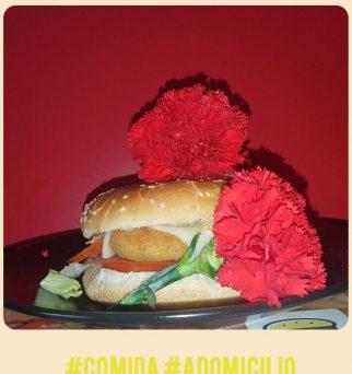 La hamburguesa del corpus de Granada a domicilio